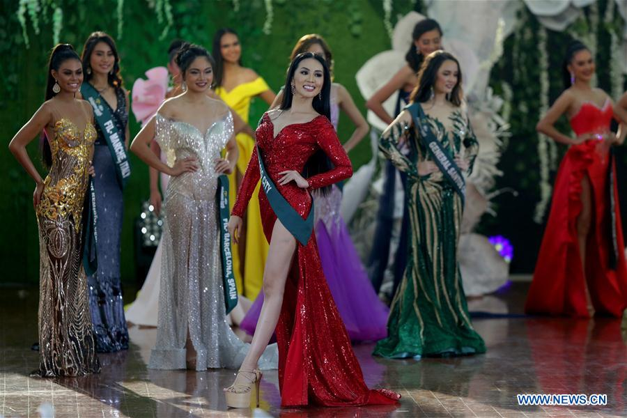 Highlights of Miss Earth Philippines 2019 grand coronation