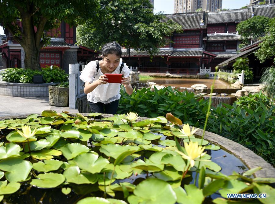 CHINA-CHONGQING-BISHAN-WETLAND PARK-SCENERY (CN)