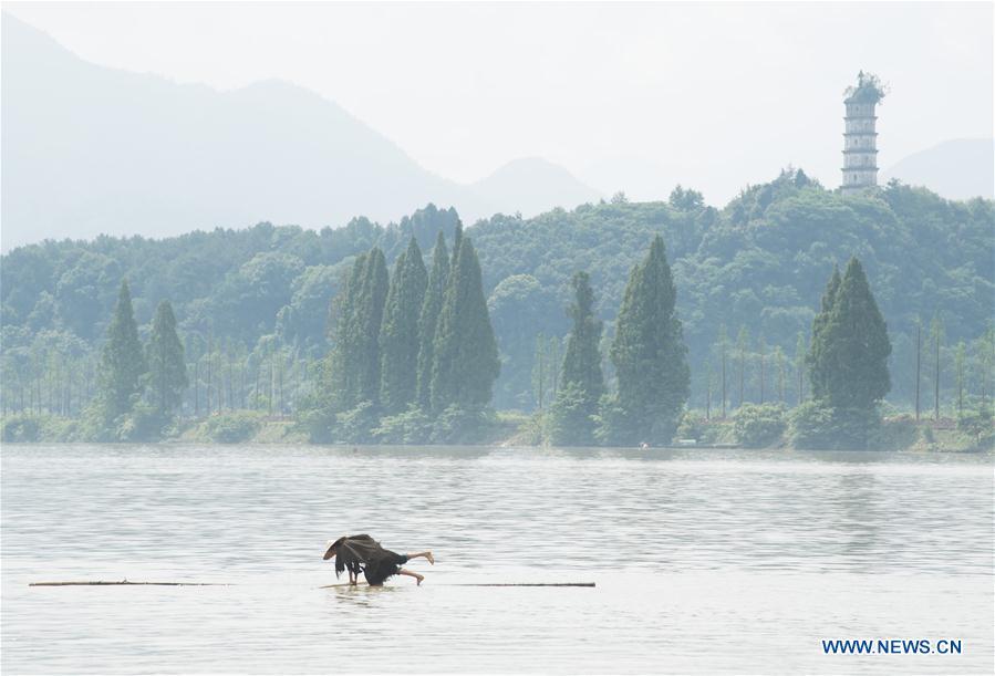 中国 - 浙江 - 杭州 - 河流 - 跨河(中国)