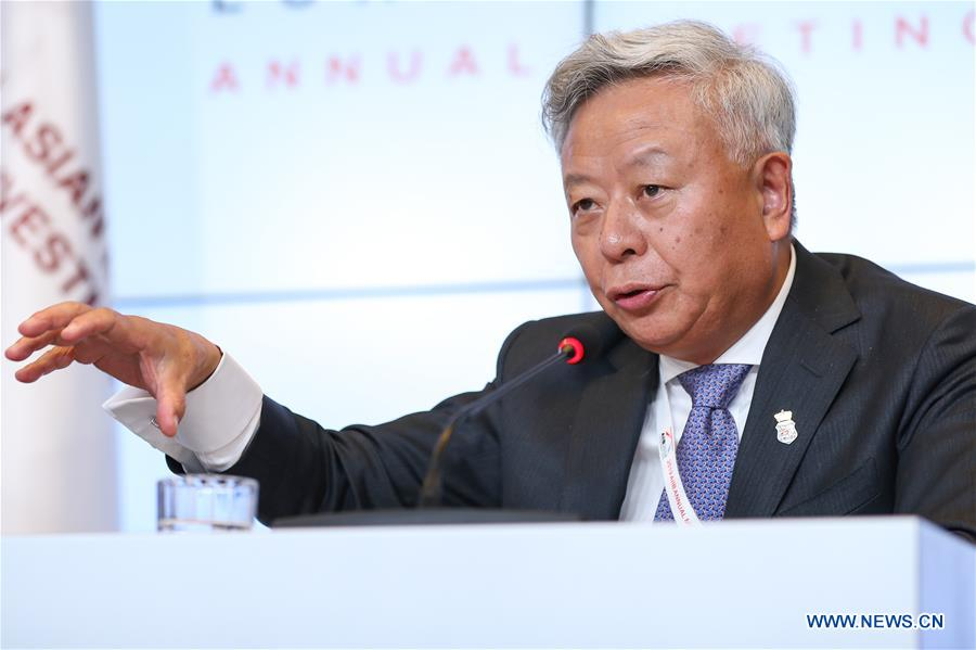 AIIB holds 2019 annual meeting in Luxembourg - Xinhua | English news cn