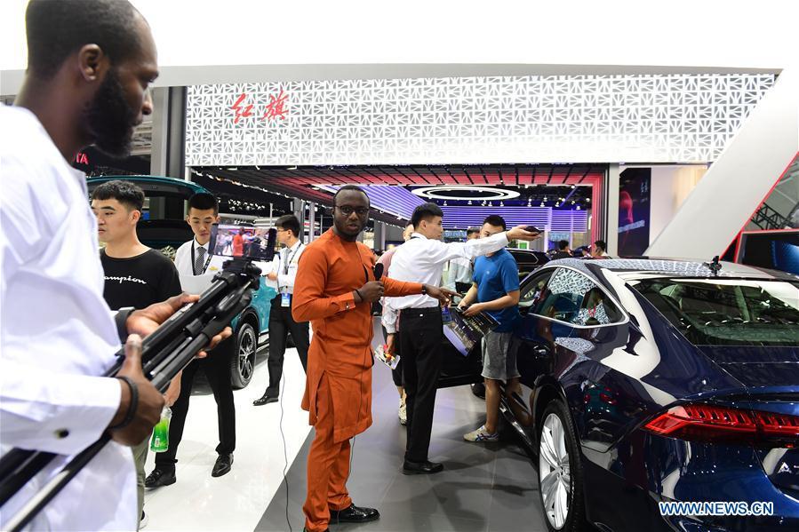CHINA-JILIN-CHANGCHUN-AUTOMOBILE EXPO(CN)