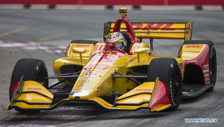 (SP)CANADA-TORONTO-INDYCAR SERIES RACE