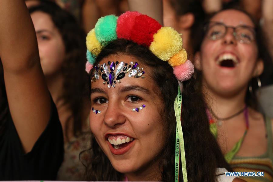 PORTUGAL-LISBON-NOS ALIVE-MUSIC FESTIVAL