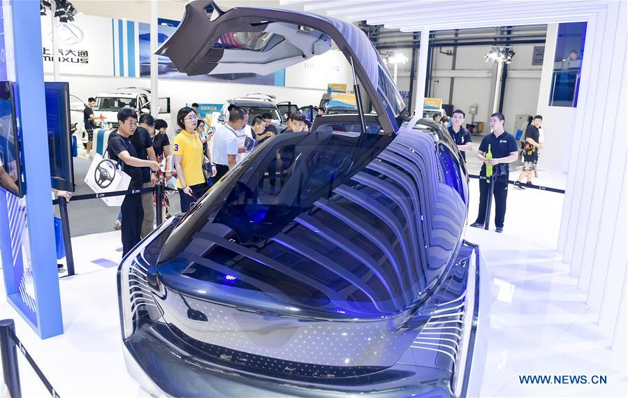 CHINA-JILIN-CHANGCHUN-AUTOMOBILE EXPO-FAW (CN)