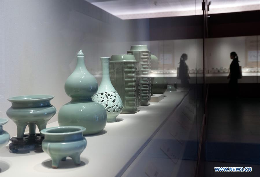 CHINA-BEIJING-POTTERY-EXHIBITION (CN)