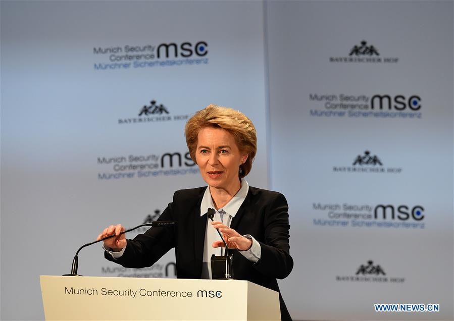 GERMANY-DEFENSE MINISTER-RESIGNATION