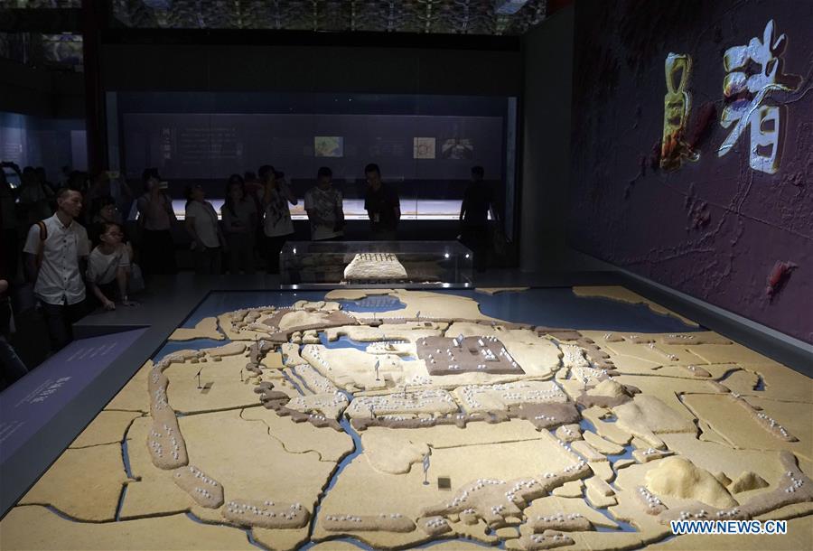 CHINA-BEIJING-PALACE MUSEUM-LIANGZHU-EXHIBITON(CN)