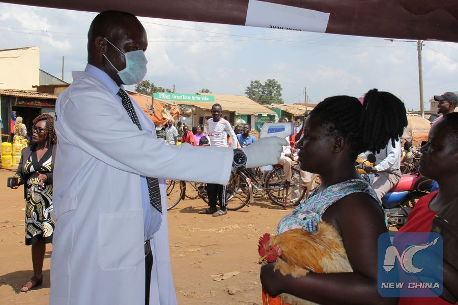 Burundi to immunize health agents on borders to counter Ebola