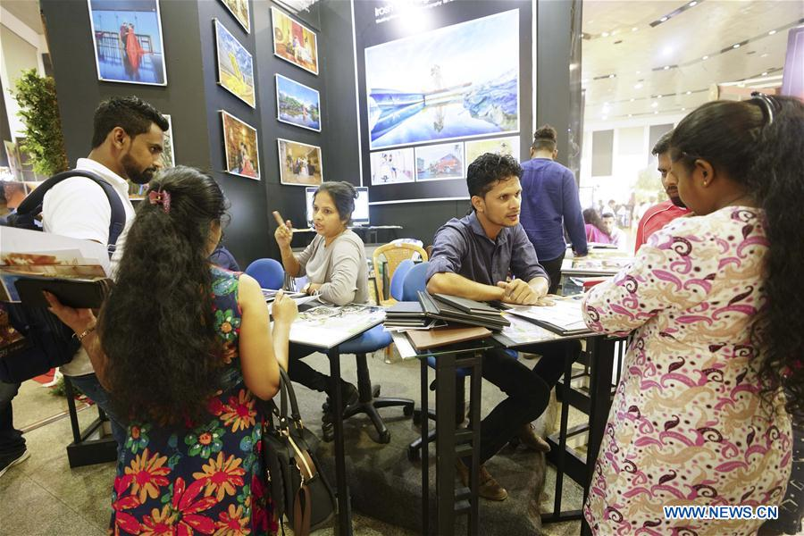 Feature Wedding Exhibitions Help Bride Bridegroom To Be Get The Best In Sri Lanka Xinhua English News Cn