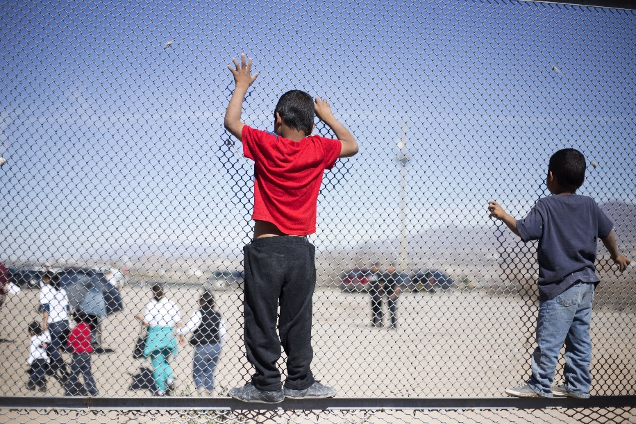 Number of underage migrants entering Mexico skyrockets - Xinhua | English.news.cn