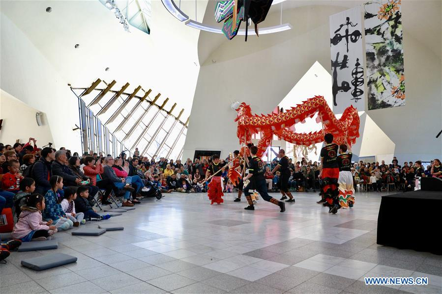 AUSTRALIA-CANBERRA-CHINESE FESTIVAL DAY