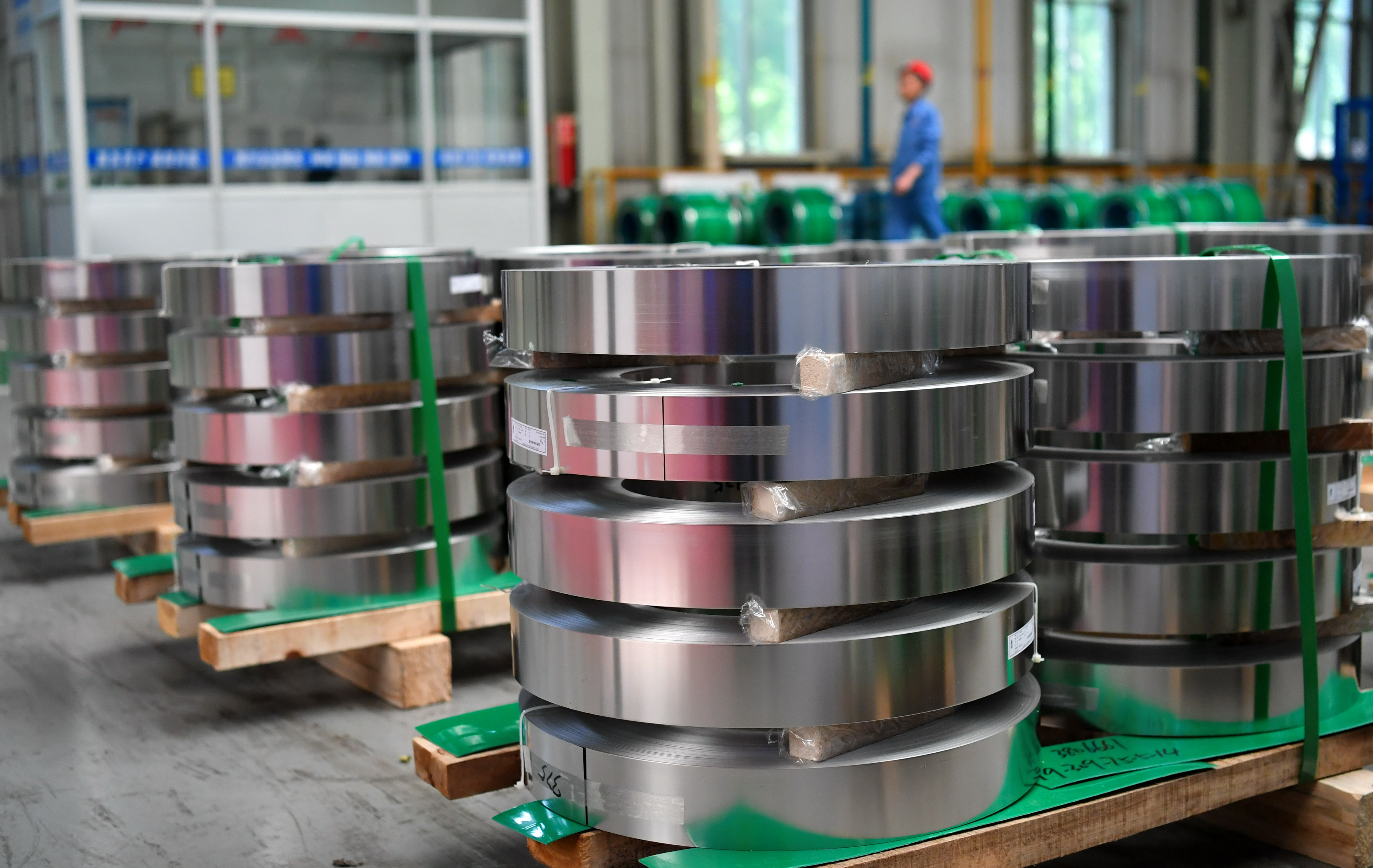 China to impose anti-dumping duties on imported stainless steel products - Xinhua | English.news.cn