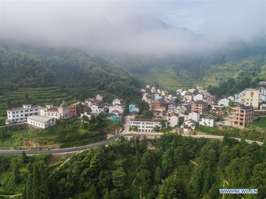 CHINA-ZHEJIANG-QINGTIAN-THEME TOWN(CN)
