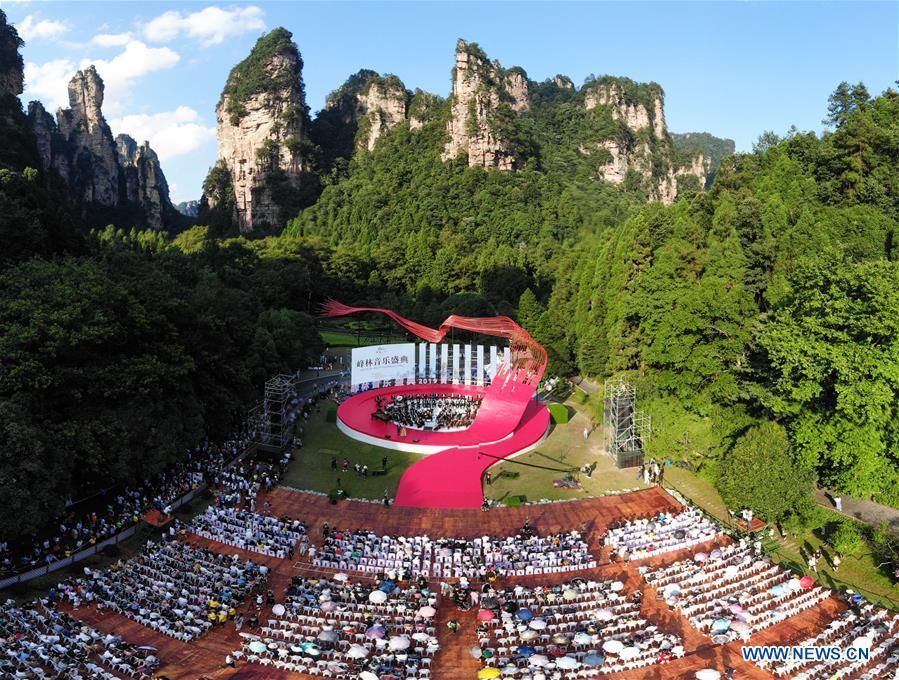 CHINA-HUNAN-MUSIC FESTIVAL (CN)