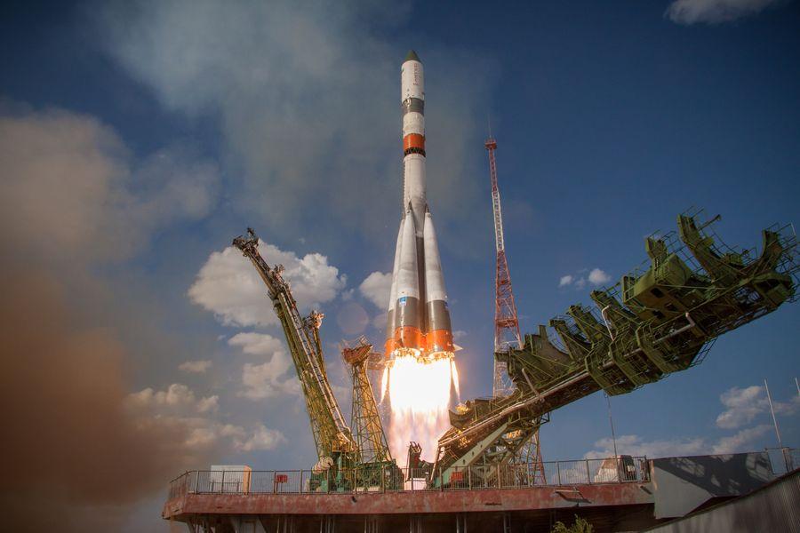Russia launches cargo ship to ISS - Xinhua | English.news.cn