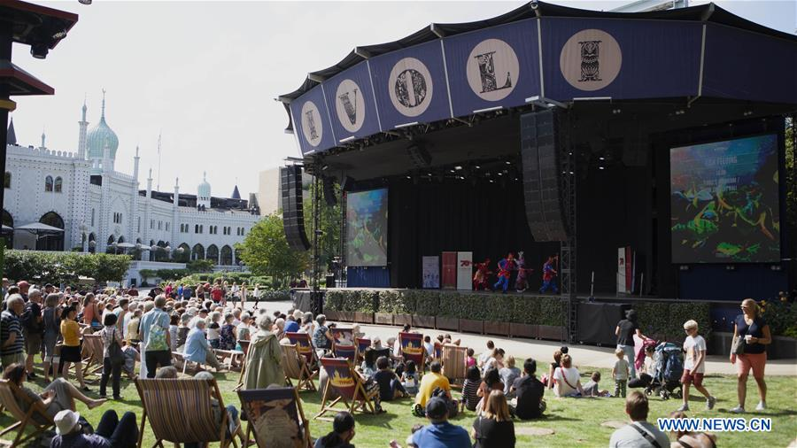 DENMARK-COPENHAGEN-OPERA FESTIVAL-CHINA-MIN OPERA