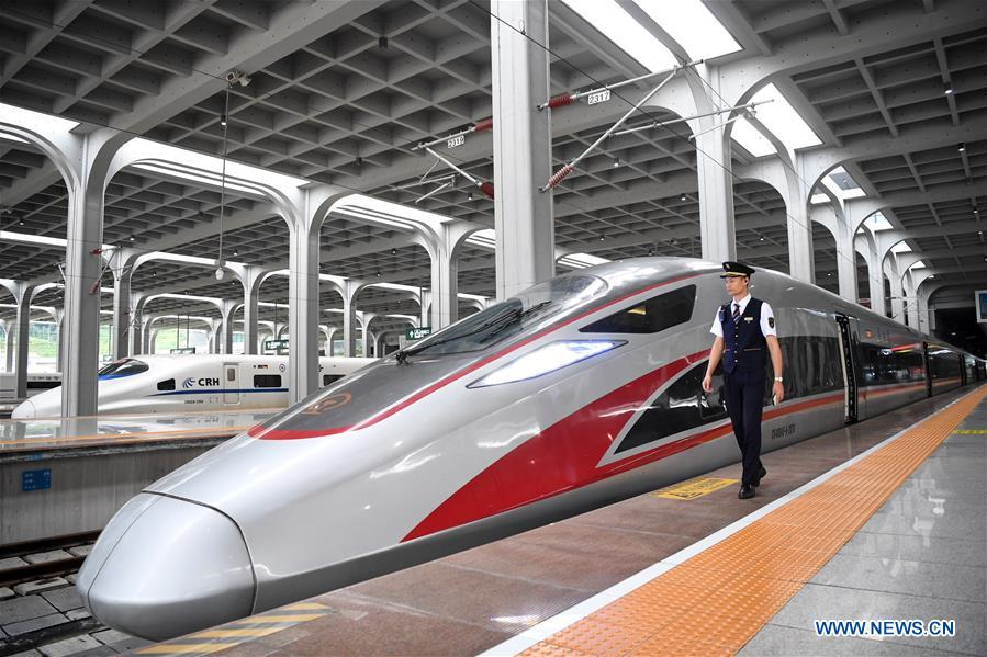 CHINA-RAILWAY-TRIPS GROWTH (CN)