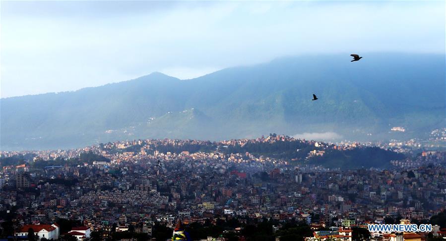 尼泊尔加德满都VIEW