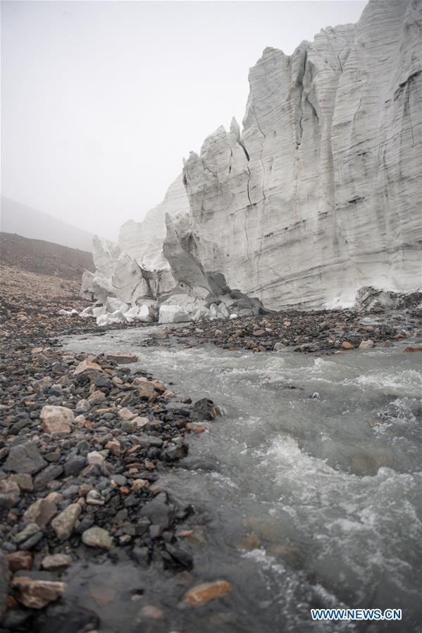 CHINA-TIBET-GLACIER-SCENERY(CN)