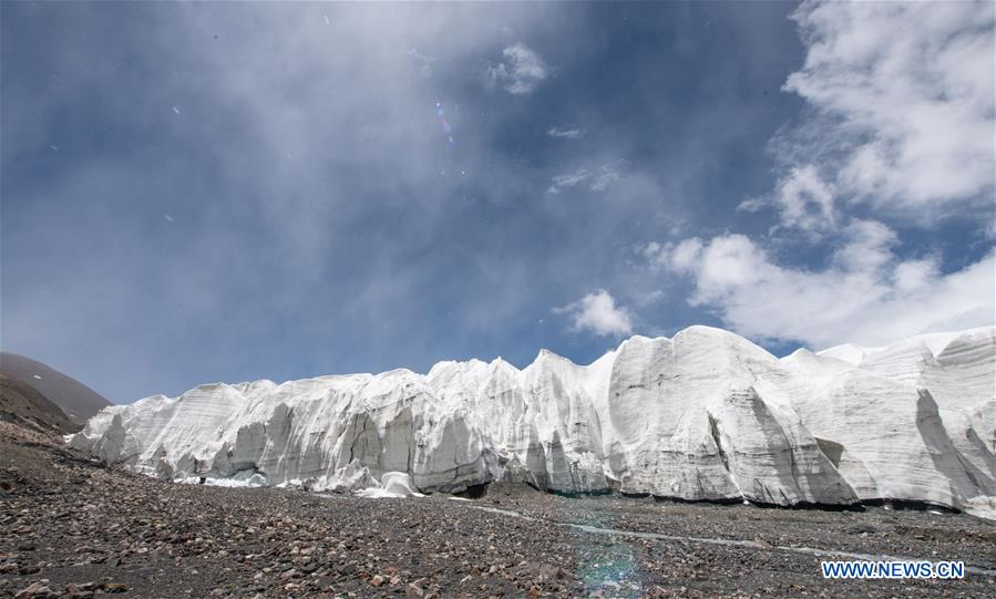 CHINA-TIBET-GLACIER-SCENERY(CN)