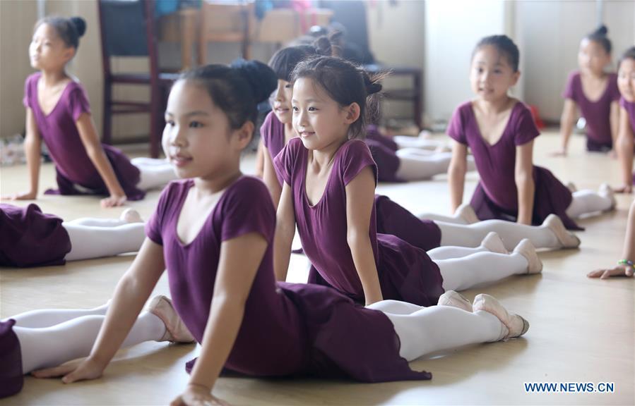 CHINA-HEBEI-DANCING CLASS (CN)