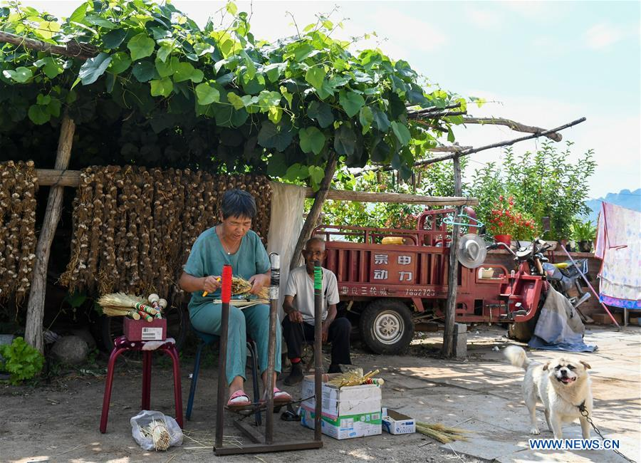 CHINA-INNER MONGOLIA-CHIFENG-BROOM INDUSTRY (CN)