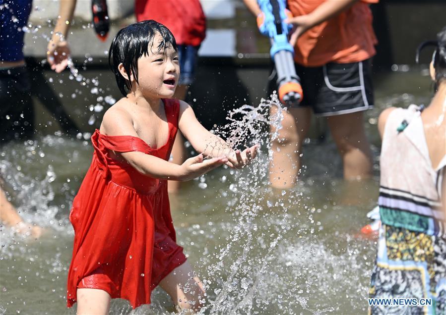 CHINA-HAINAN-BAOTING-WATER FESTIVAL (CN)