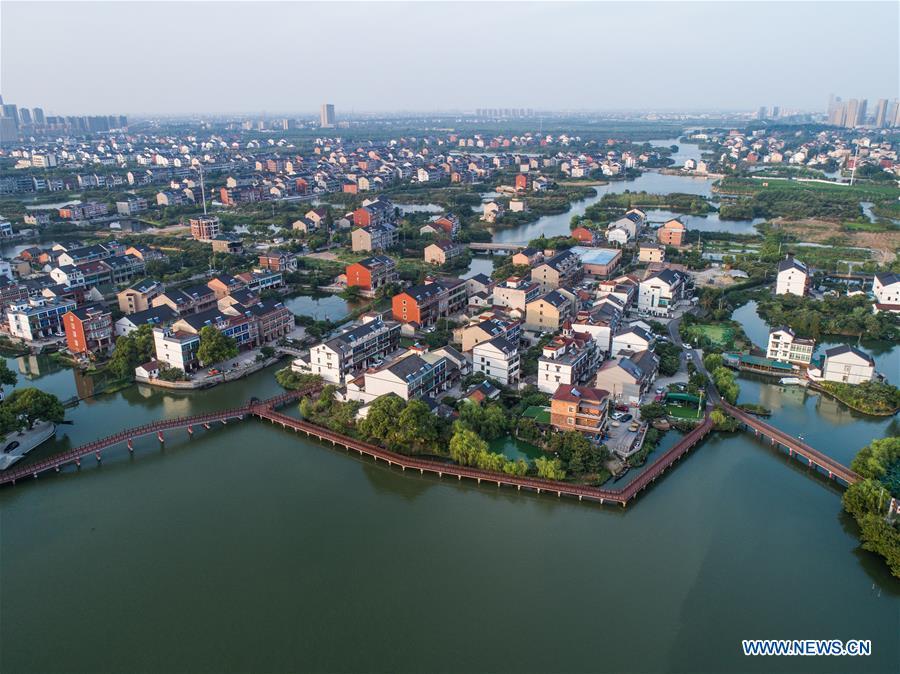 CHINA-HANGZHOU-TANGQI-SCENERY (CN)
