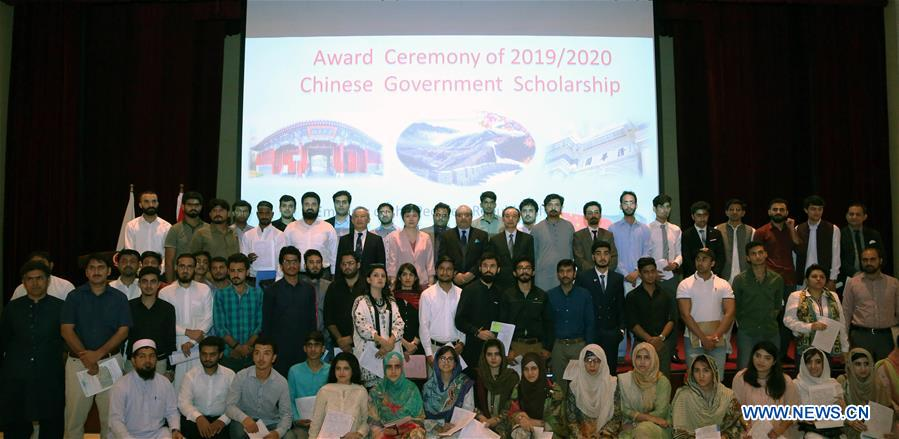 Pakistani students get fully-funded scholarship to study in China
