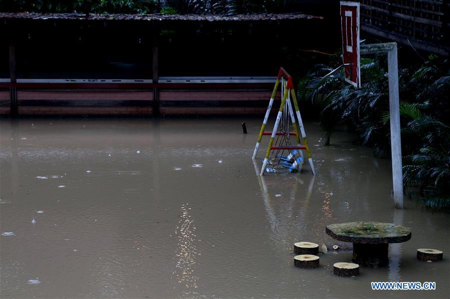 缅甸仰光-FLOOD