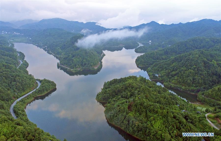 CHINA-CHONGQING-TAIYANG LAKE-SCENERY (CN)