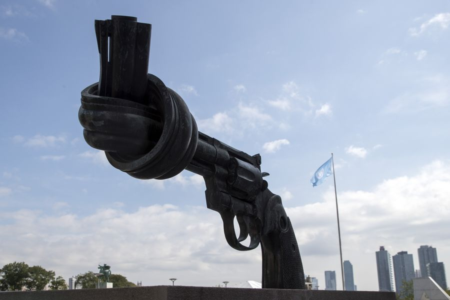 U.S. Shootings: Use of racist language to gain votes or power must stop, say UN rights experts - Xinhua | English.news.cn
