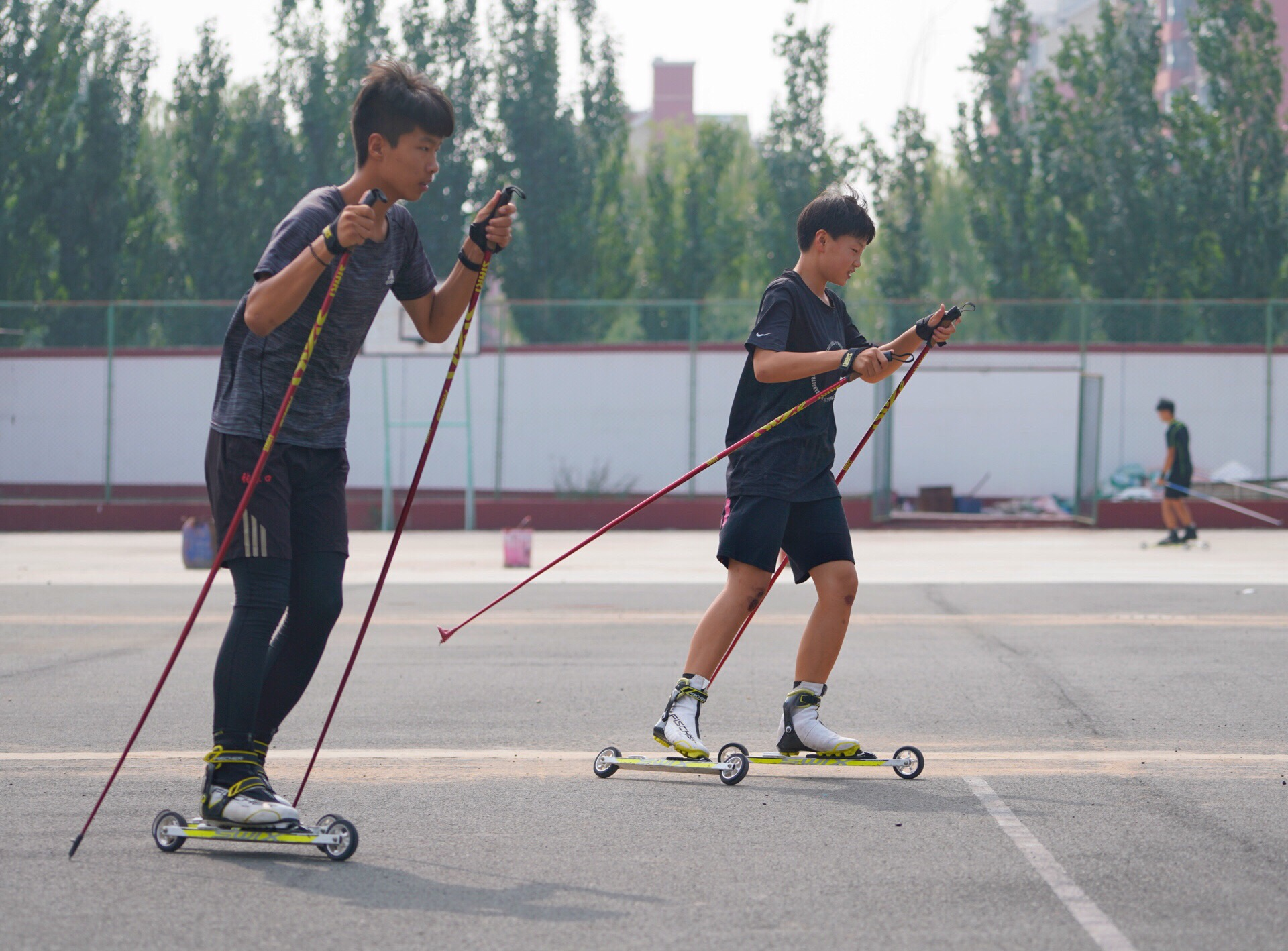 Live long, live healthy: China marks national fitness day - Xinhua | English.news.cn