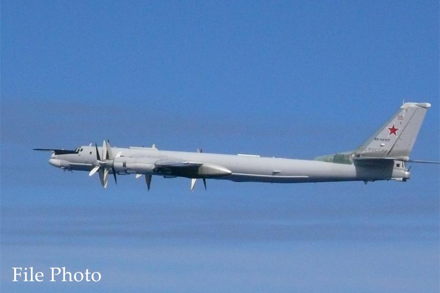 Two Tu-95 bombers conduct flights over Bering Sea - Xinhua | English.news.cn
