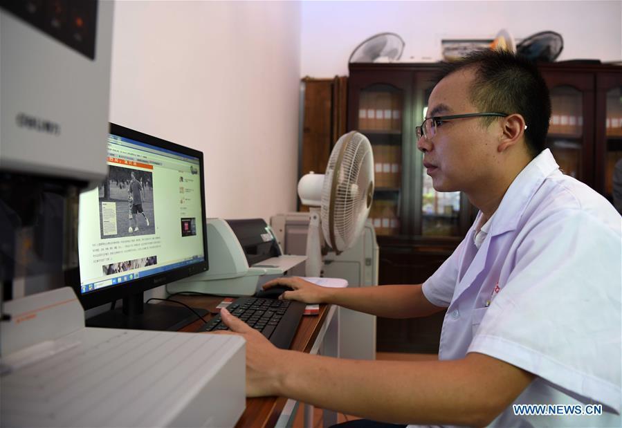 CHINA-JIANGXI-PROSTHESIS-TECHNICIAN (CN)