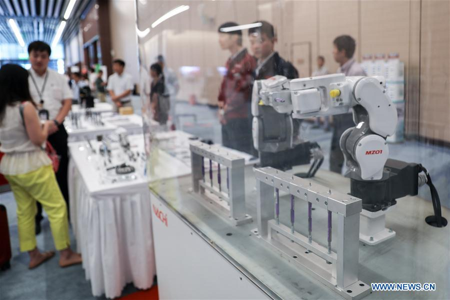 #CHINA-SHANGHAI-CIIE-MATCH-MAKING EVENT(CN)