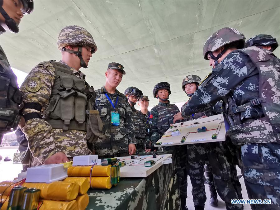 中国 - 乌鲁木齐 - 吉尔吉斯斯坦 - 反恐怖主义 - 运动(CN)