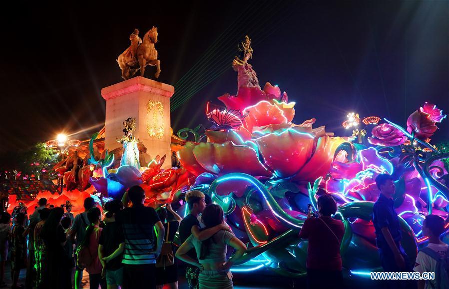 CHINA-XI'AN-NIGHT VIEW-TOURISM (CN)