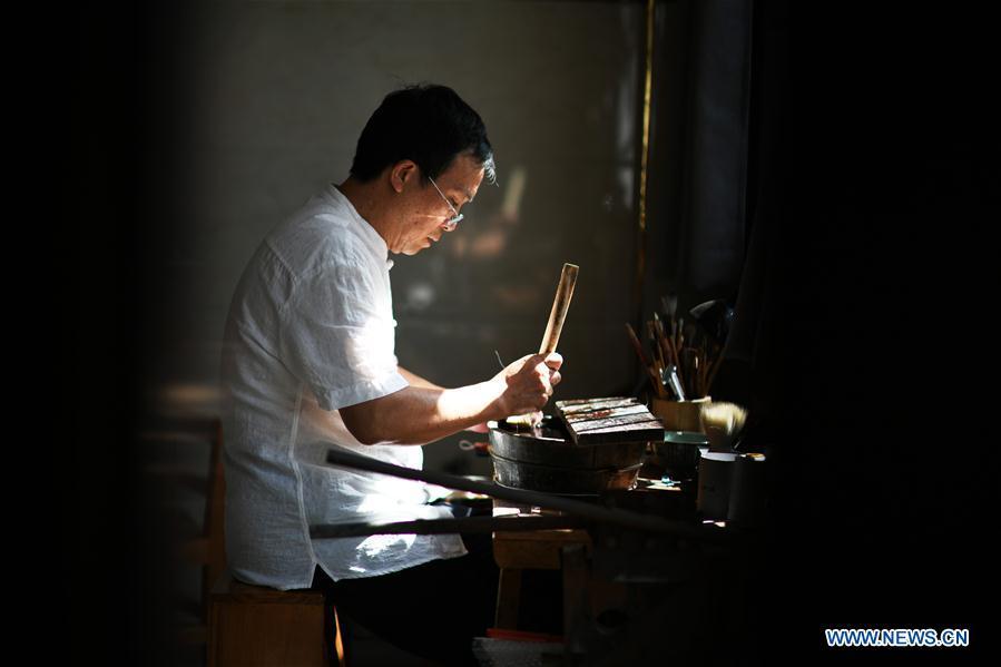 中国 - 江西 - 金县 - 画笔 - 无形文化遗产(CN)