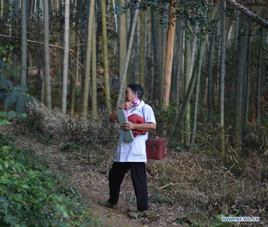 CHINA-JIANGXI-NANCHANG-RURAL DOCTOR(CN)