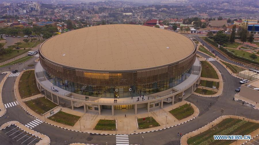 RWANDA-KIGALI-INDOOR ARENA