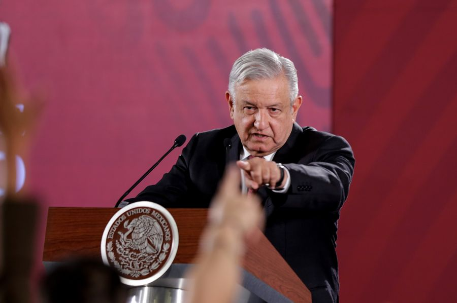 Mexico will not repeat mistakes in fighting crime: president - Xinhua | English.news.cn
