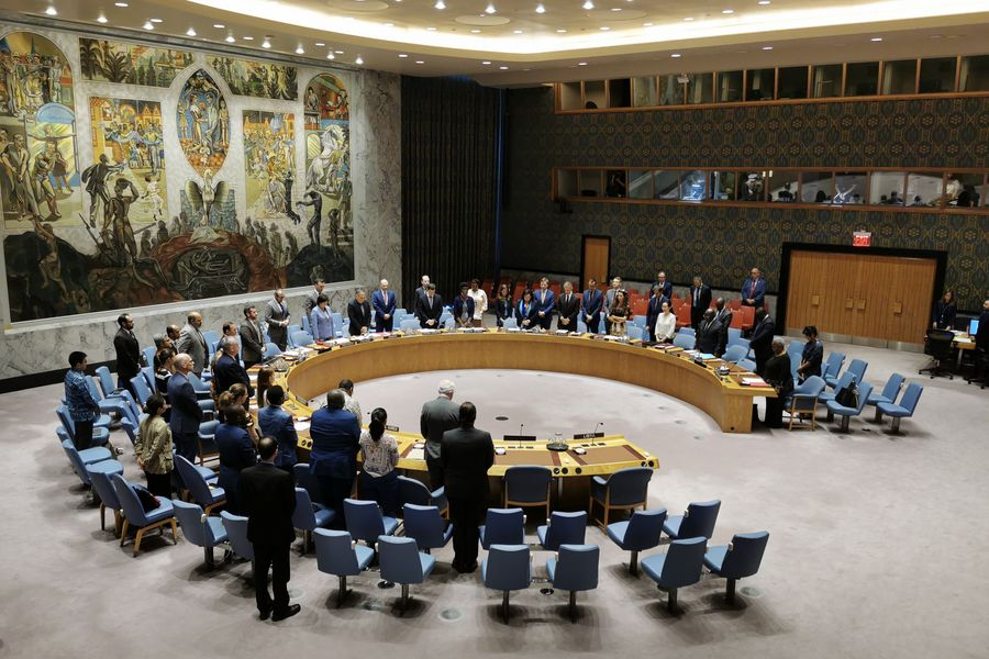 UN Security Council condemns car bomb attack in Libya - Xinhua   English.news.cn