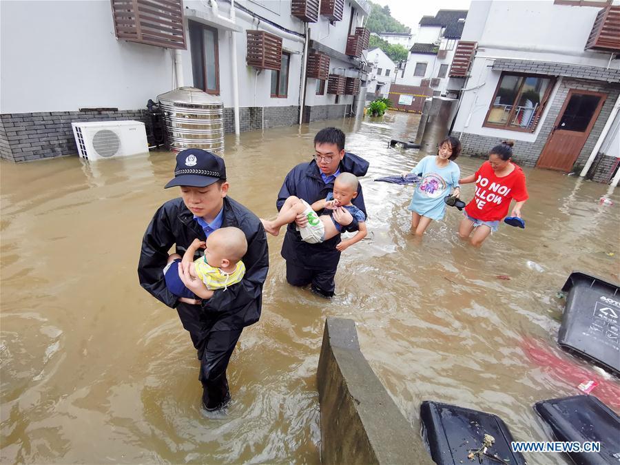 Картинки по запросу China Typhoon Lekima: 44 killed in eastern China after landslide and floods