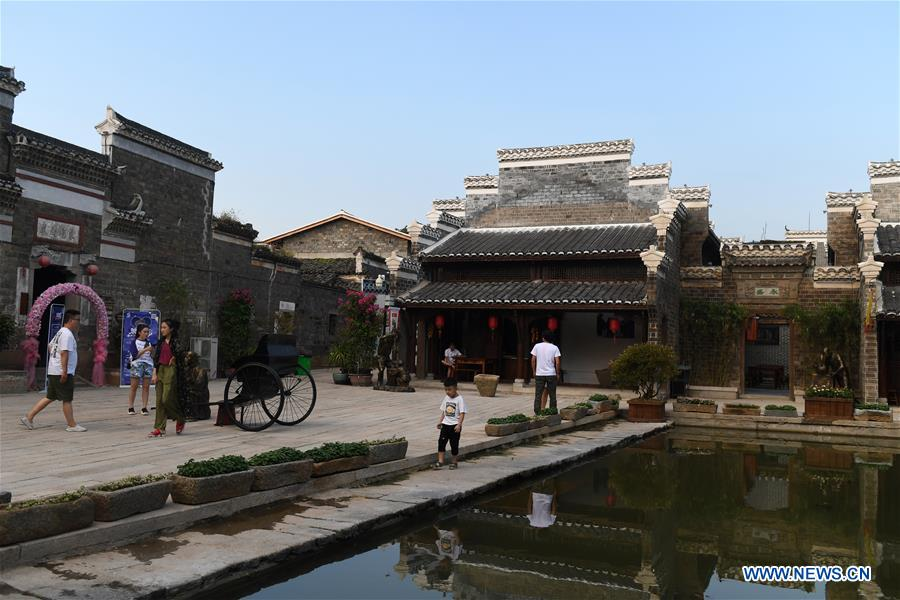 CHINA-JIANGXI-ANYI-TOURISM (CN)