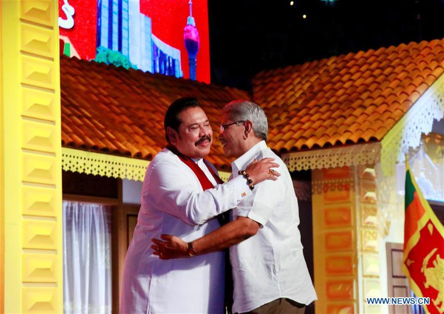 SRI LANKA-COLOMBO-POLITICS-PRESIDENTIAL ELECTION