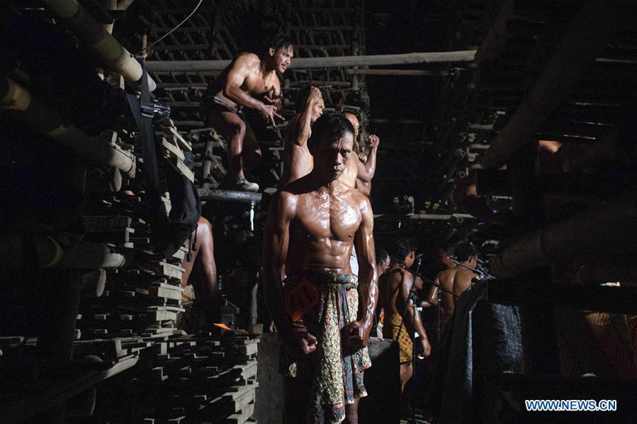 (SP)印度尼西亚-JATIWANGI-BODYBUILDING JEBOR WORKERS COMPETITION