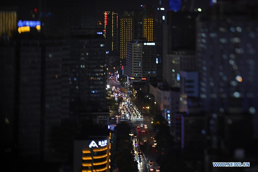 CHINA-HUNAN-CHANGSHA-NIGHT VIEW (CN)