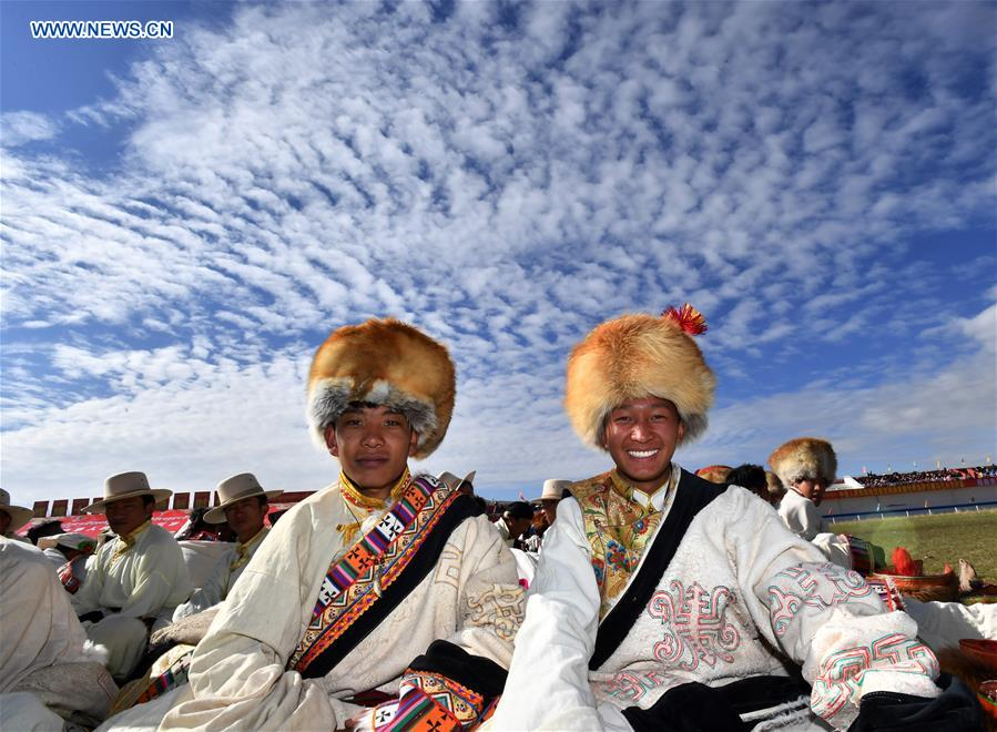 CHINA-TIBET-TRADITION-HAT(CN)