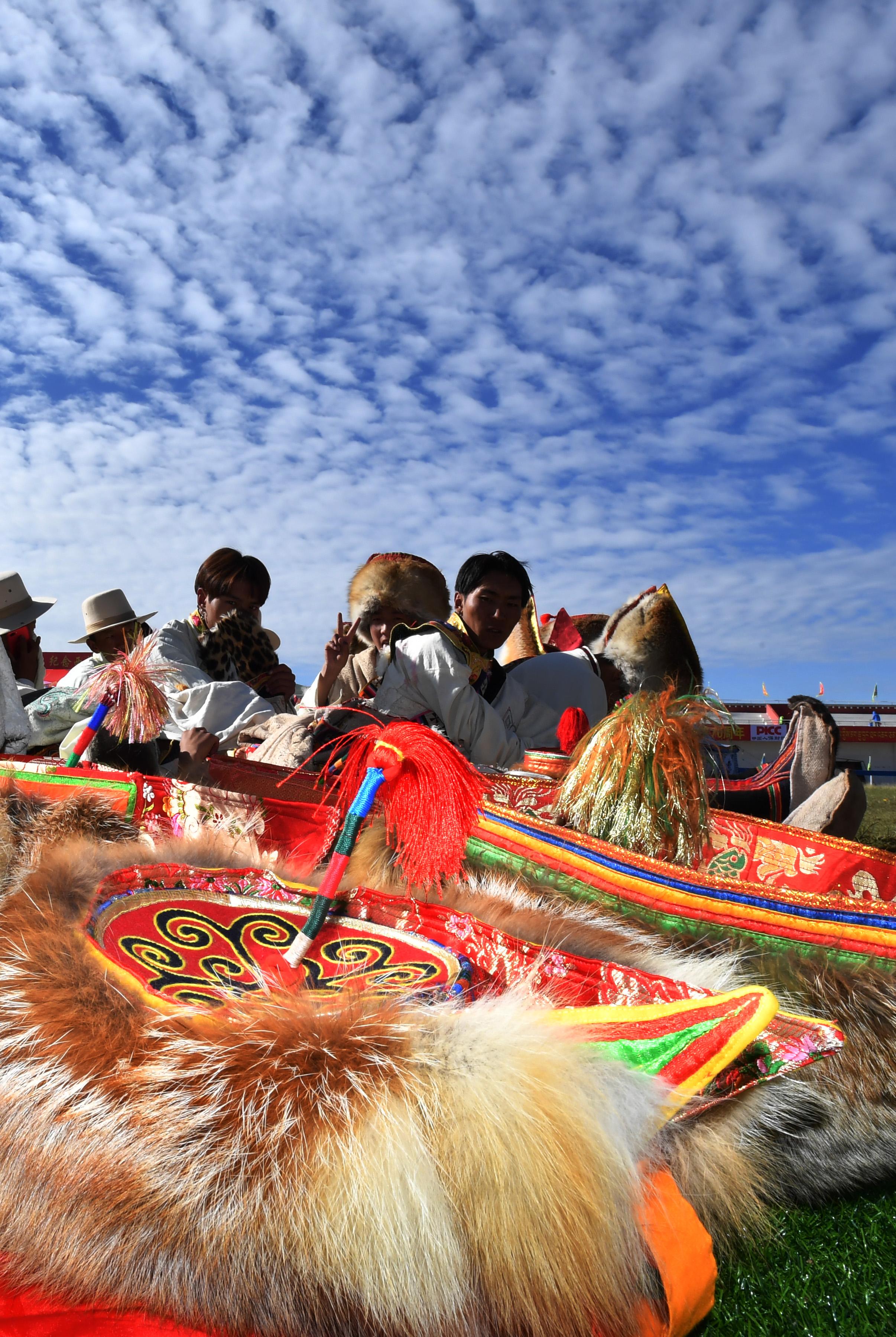 The art of hats in China's Tibet - Xinhua | English news cn